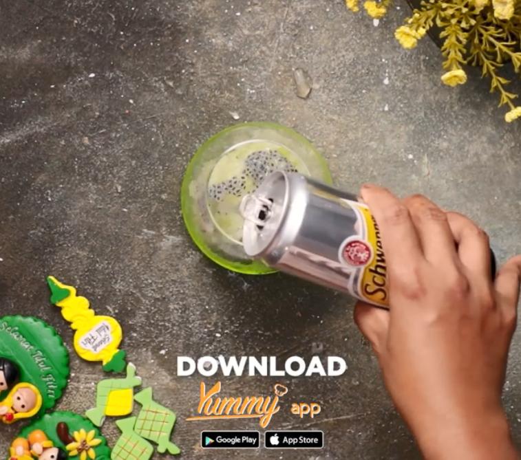 Resep Es Timun Melon a la Yummy yang Melegakan Kerongkonganmu