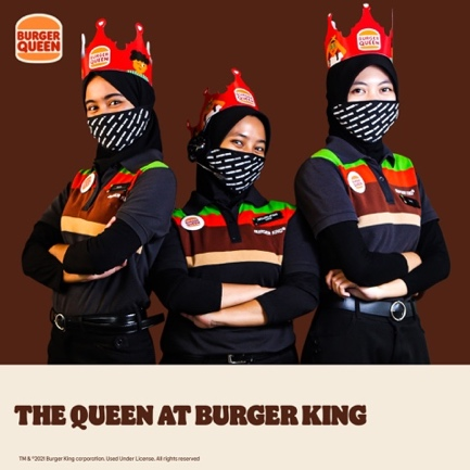 Rayakan Hari Kartini, Burger King Luncurkan Menu Tropical Delight