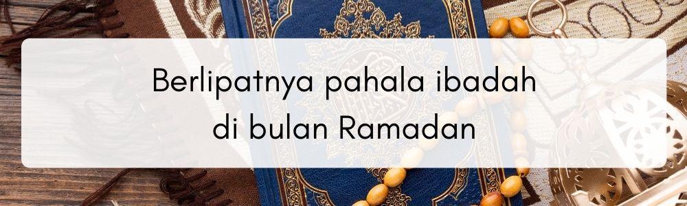 5 Hadis tentang Ramadan dan Keutamaannya yang Patut Kamu Pahami