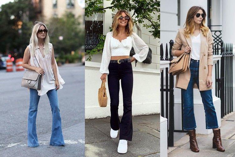 Cara Pakai Celana Flare Agar Terlihat Lebih Tinggi