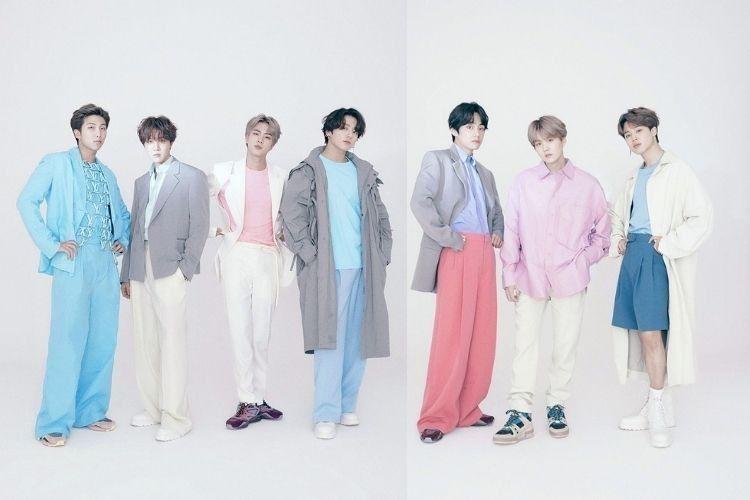 BTS dan Idol K-Pop Lain yang Jadi Ambassador Fashion Brand Mewah
