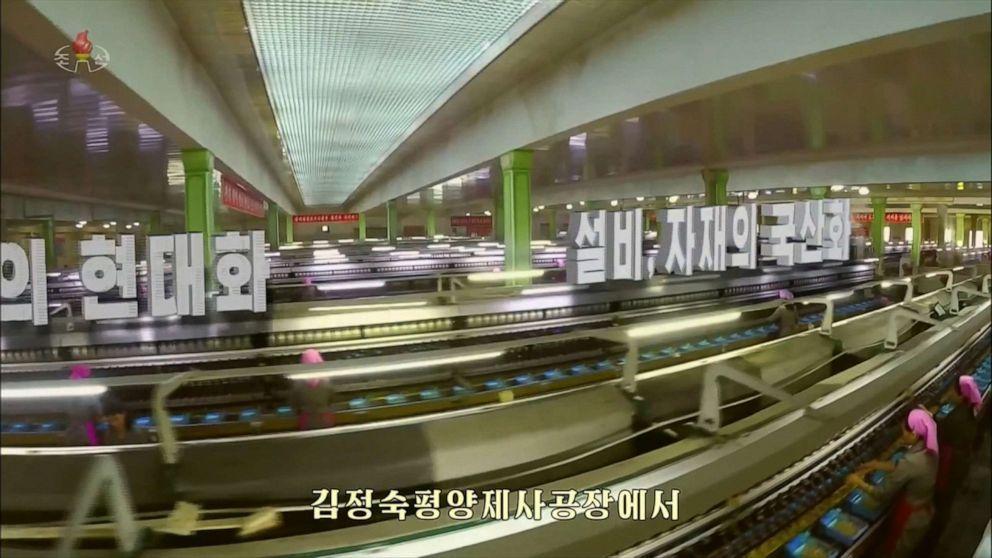 Lebih Modern dan Canggih, Ini 5 Tampilan Baru Televisi di Korea Utara