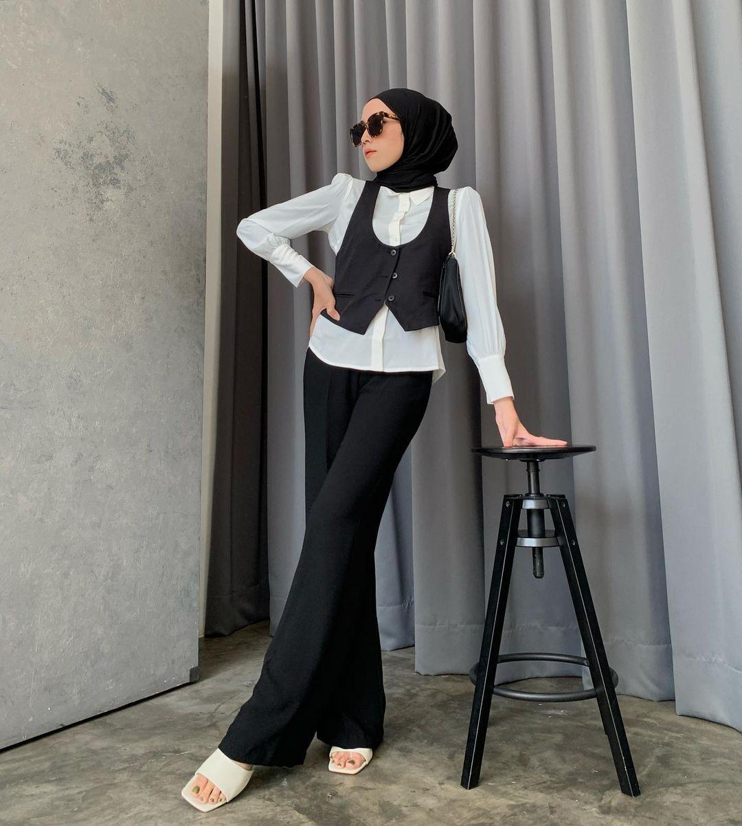 Tips Padu-padan OOTD Office Look untuk Perempuan Hijab
