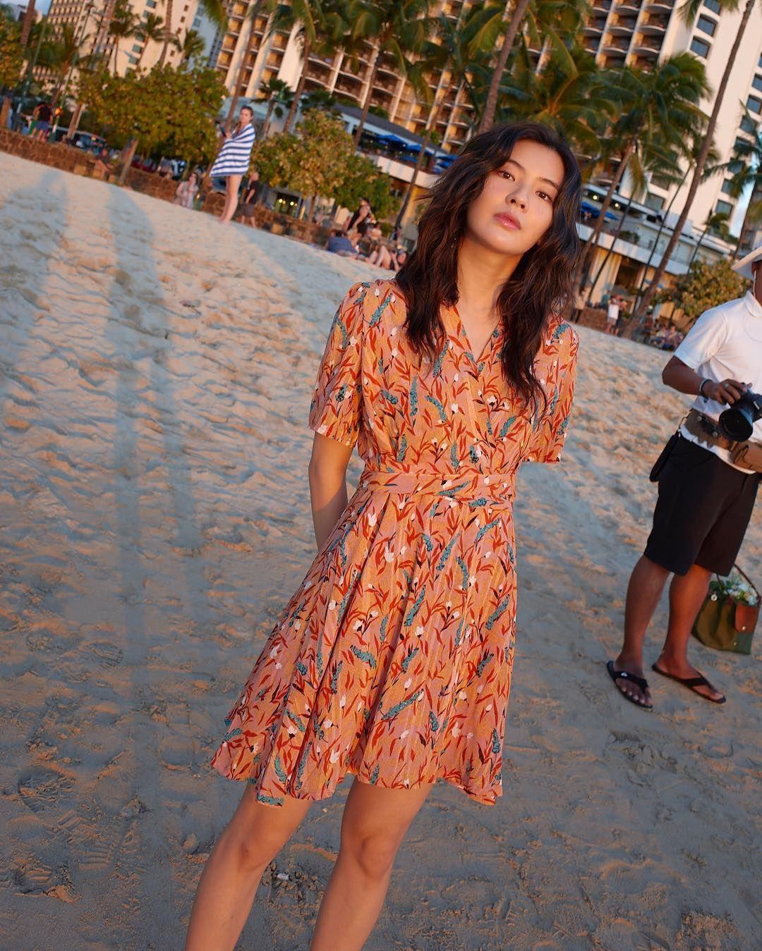 Intip GayaLee Sun Bin, Kekasih Lee Kwang Soo yang Terkenal Seksi