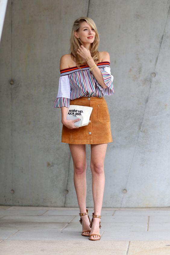 Inspirasi Padu-padan Baju Sabrina