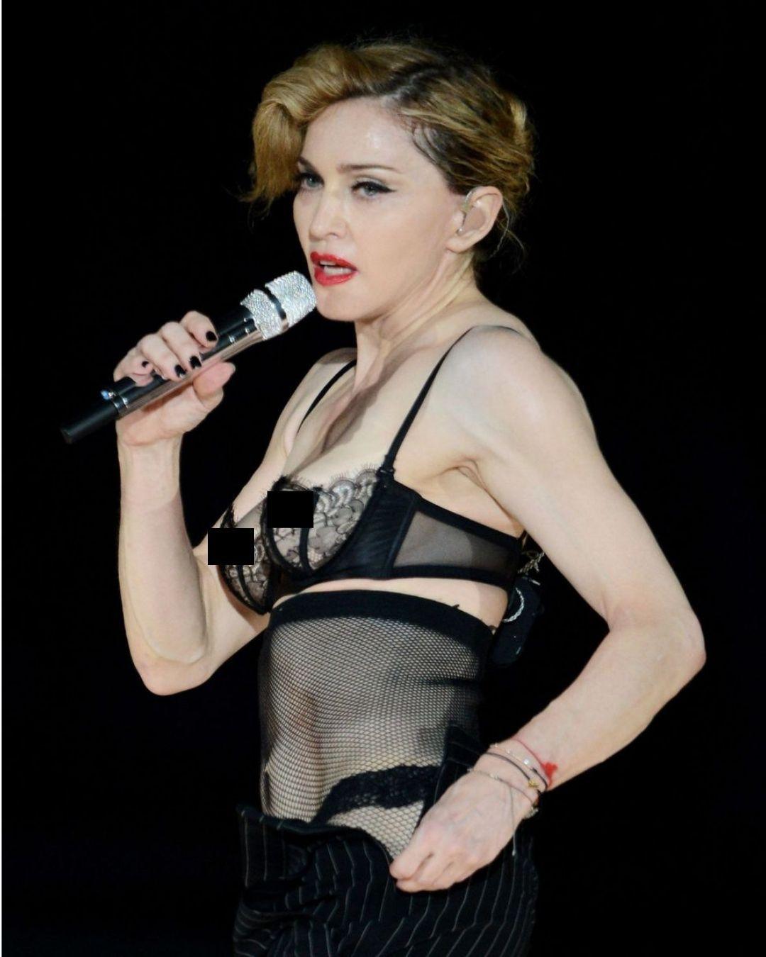 Gaya Seksi Madonna Paling Viral Sepanjang Masa, Berani Umbar Tubuh