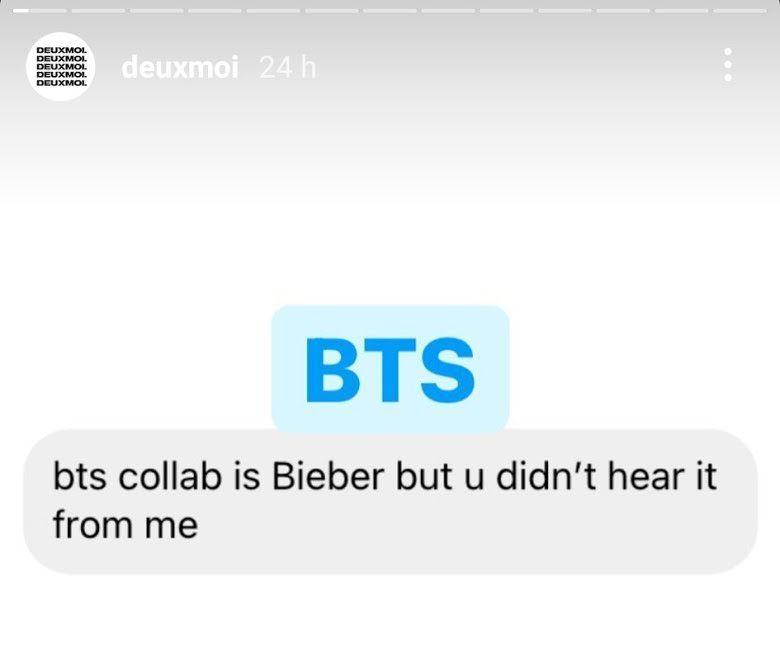 5 Tanda Kolaborasi BTS dan Justin Bieber, Betulan atau Hanya Rumor?