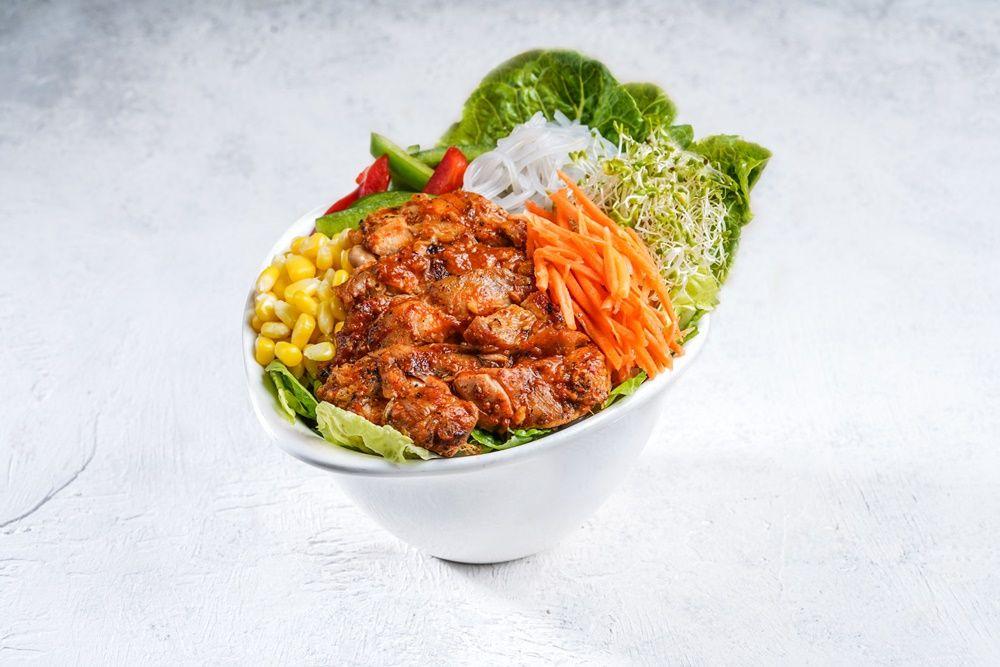 Halal dan Sehat, Ini 6 Menu Baru Khas Korea di SaladStop!