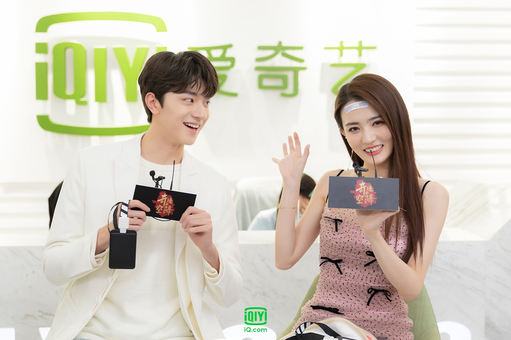 [EKSKLUSIF] Xu Lu & Lin Yi Buka-Bukaan Soal Drama Baru 'Love Scenery'