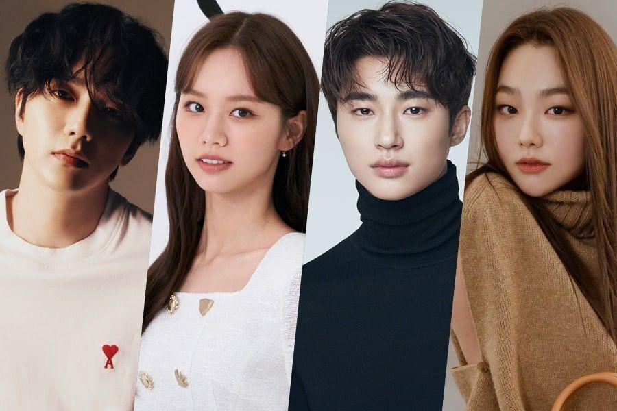 Yoo Seung Ho & Hyeri Girl's Day Resmi Bintangi KDrama Sejarah Terbaru
