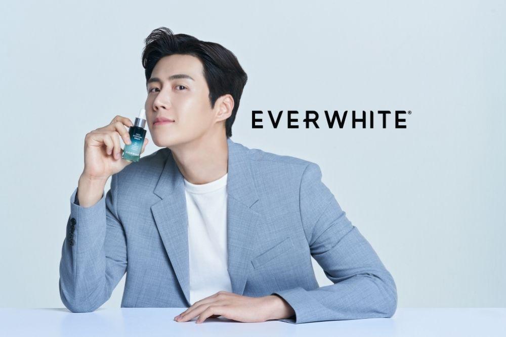 Brand Kecantikan Lokal Gandeng Kim Seon Ho Sebagai Brand Ambassador