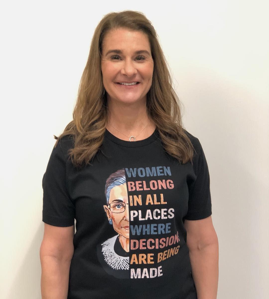 Potret Melinda French, Mantan Istri Bill Gates yang Curi Perhatian