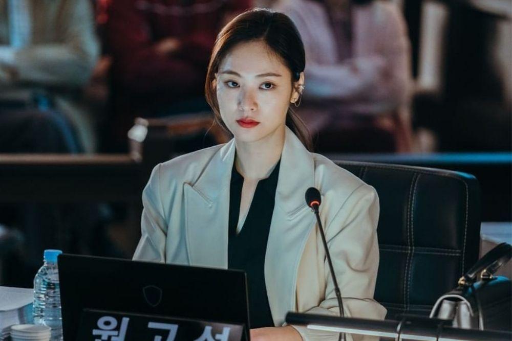 Pesona Fearless Jeon Yeo Bin di K-Drama Vincenzo