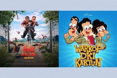 Popbela's Binge Watch Tayangan Animasi Keluarga Karya Anak Bangsa