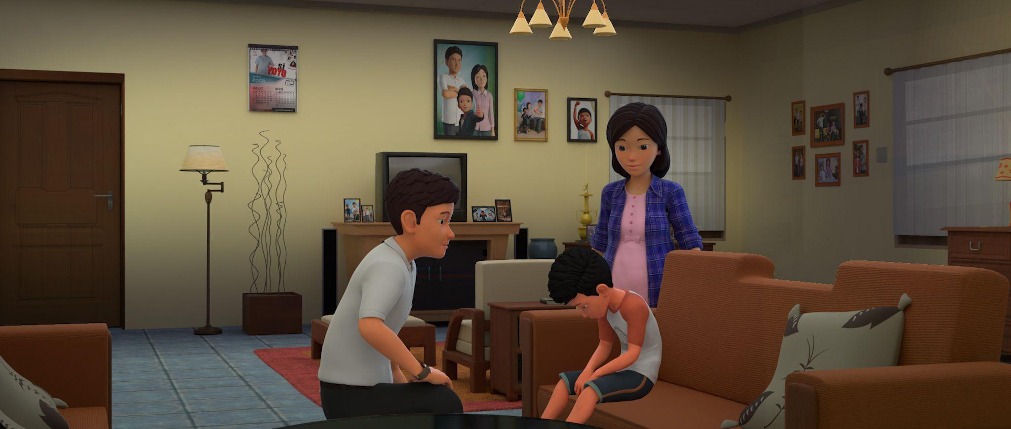 Popbela's Binge Watch: Tayangan Animasi Keluarga Karya Anak Bangsa