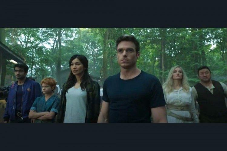 Marvel Rilis Jadwal 10 Film Baru di Trailer Fase 4 yang Keren!