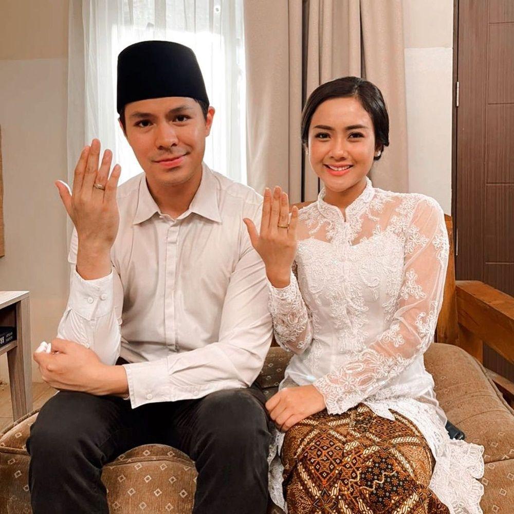 Bak Sungguhan, Intip 10 Momen Pernikahan Artis di Film dan Sinetron
