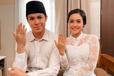 7 Pesona Aktris 'Sah' Menikah Sinetron Film