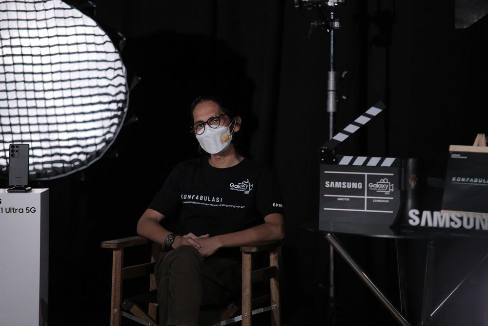 'Konfabulasi', Film Pendek yang Diproduksi Hanya Menggunakan Ponsel