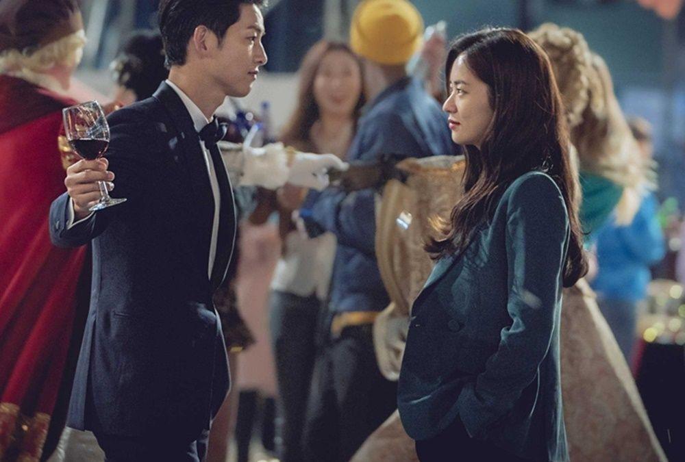 Ketemu di 'Vincenzo', 6 Tanda Kedekatan Song Joong Ki & Jeon Yeo Bin
