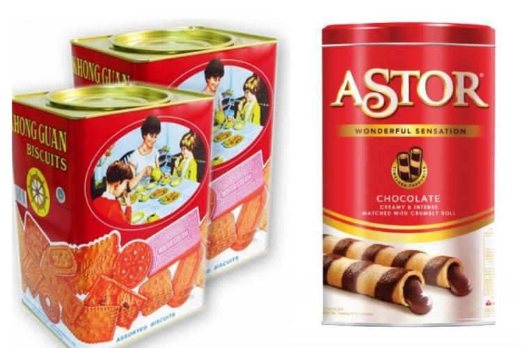 12 Biskuit Kaleng Legendaris, Cocok untuk Camilan di Hari Raya