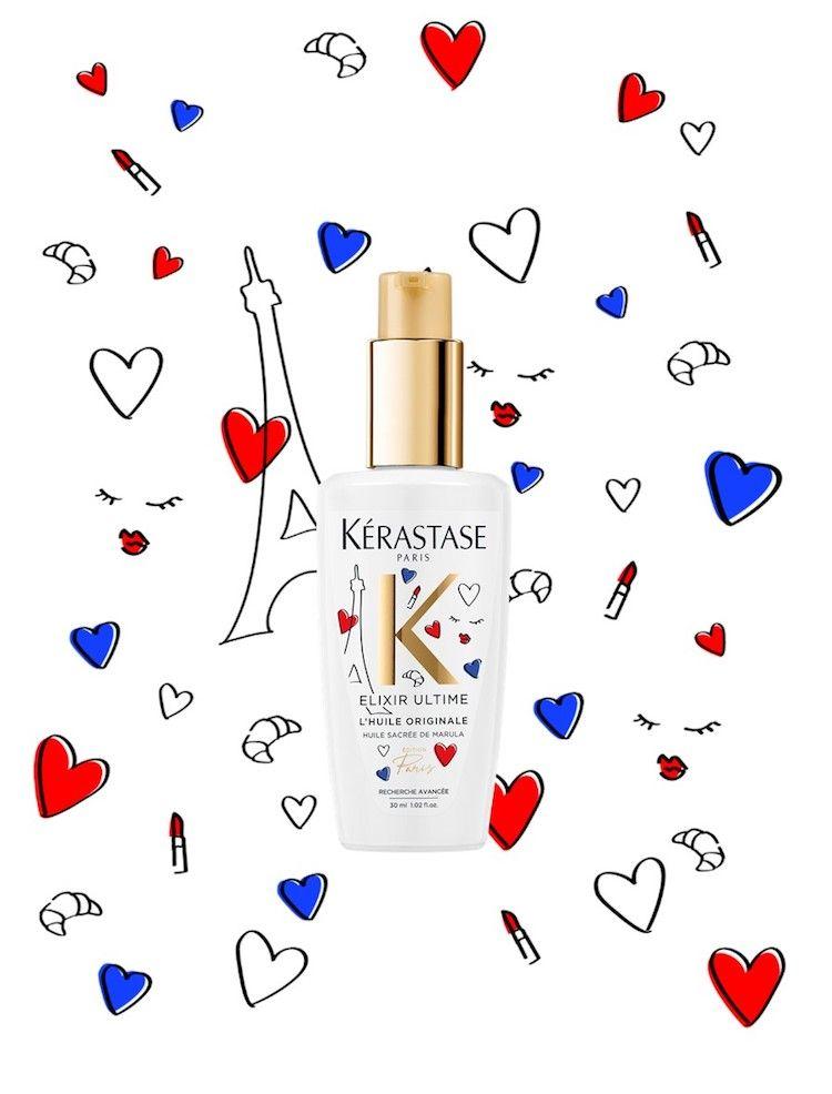 Terinspirasi dari Paris, Kérastase Hadirkan Produk Limited Edition