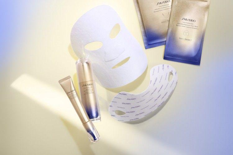 Lengkapi Koleksi Vital Perfection, Ini 3 Produk Terbaru dari Shiseido