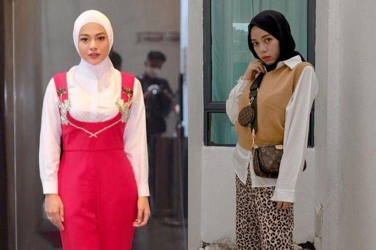 Adu Pesona Aurel Hermansyah vs Sohwa Halilintar, Mirip?