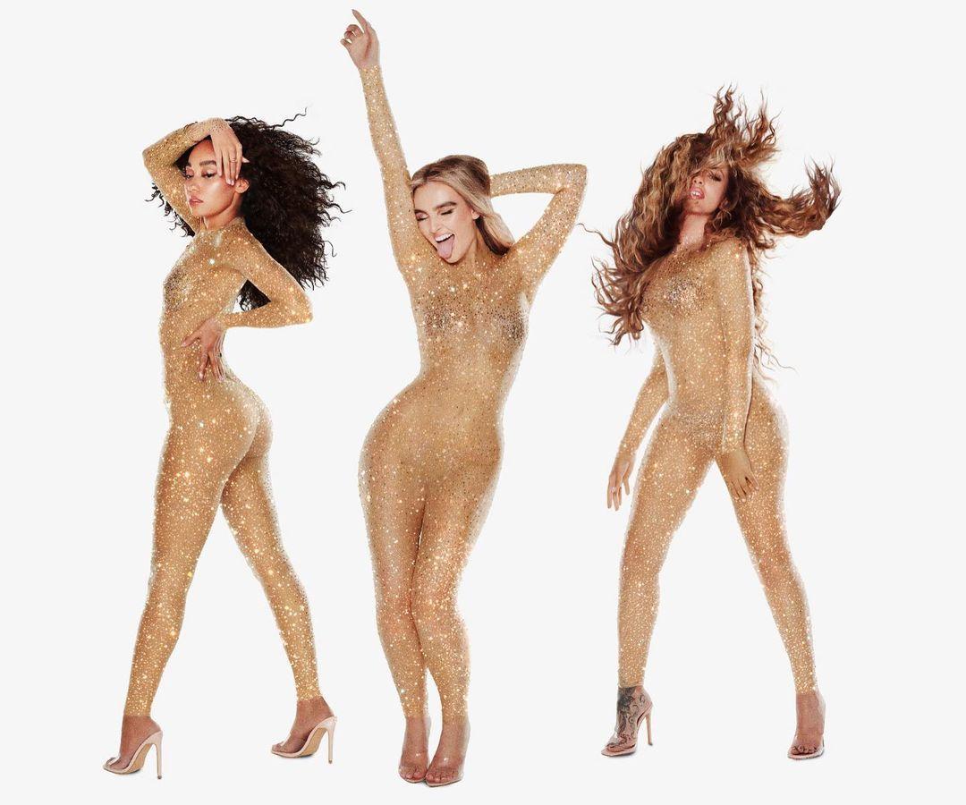Intip Gaya Terkini Little Mix Setelah Ditinggal Jesy Nelson