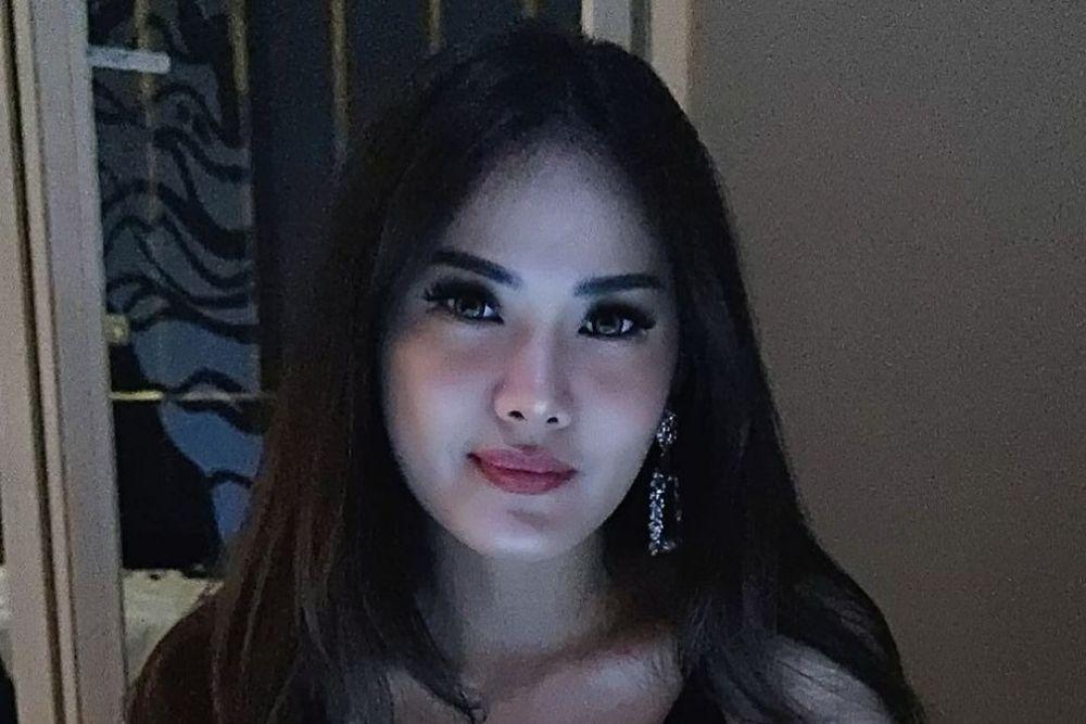 Intip Seksinya Vegen Acni, Mantan Istri Kapten Vincent Raditya