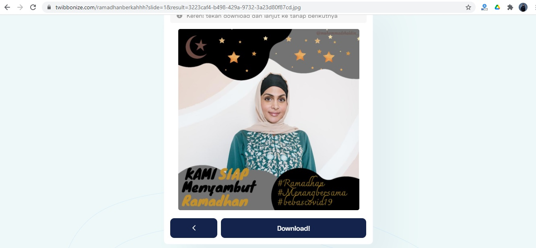 Menarik dan Anti-Mainstream, Ini Aplikasi Edit Foto Ucapan Ramadan