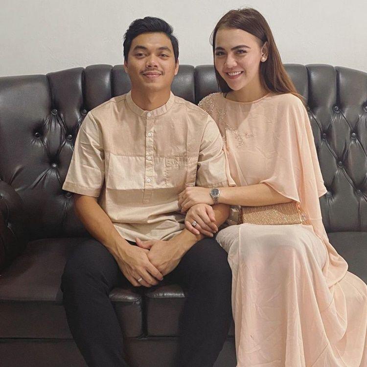 Kisah Cinta Ratu Nabila & Alfath Fathier, Ditinggal Nikah Saat Hamil