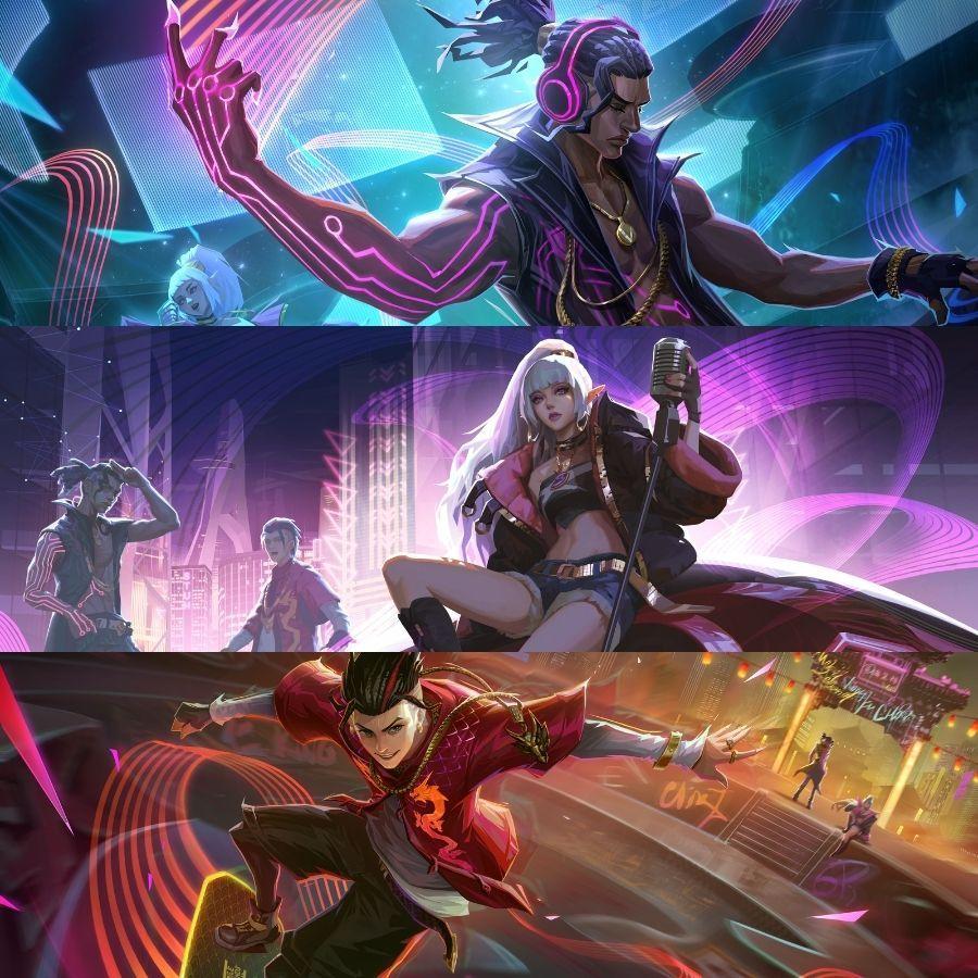 Mobile Legends: Bang Bang 515 EParty, Pestanya Para Gamers