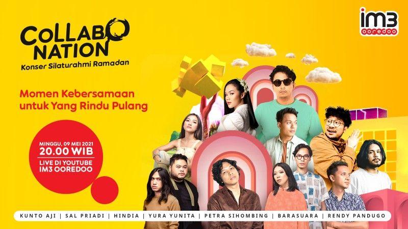 Konser Silaturahmi Ramadan Buat Kamu yang Nggak Mudik
