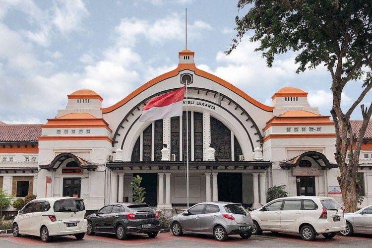 Pos Bloc Tenant Hunt, Hidupkan Kembali Kantor Gedung Filateli Jakarta