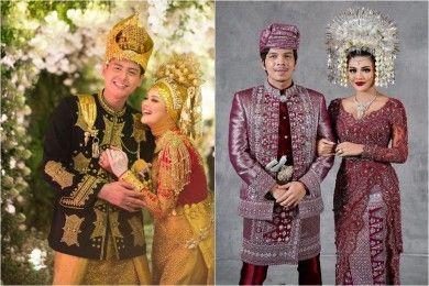 11 Pernikahan Artis Mengusung Adat Sumatra, Bak Bangsawan Melayu