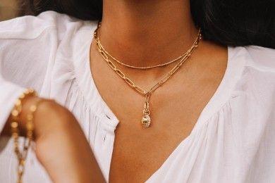 Model Perhiasan Perempuan Gaya Manis Hari Lebaran