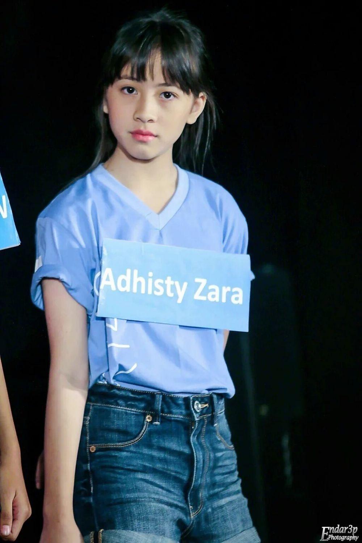 Sempat Bolak-Balik Jakarta-Bandung, Ini Perjalanan Karier Adhisty Zara