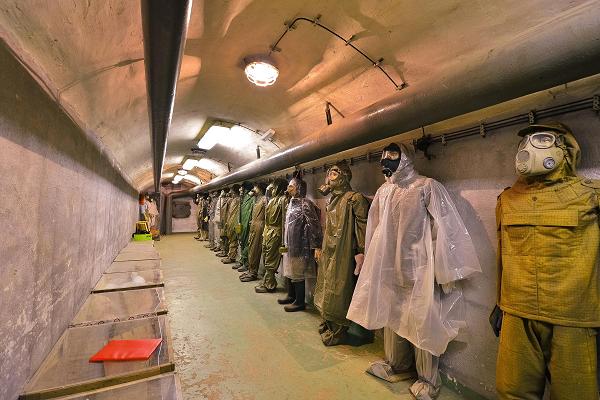 5 Fakta Pembangunan Tersulit: Anjung Lepas Pantai hingga Bunker