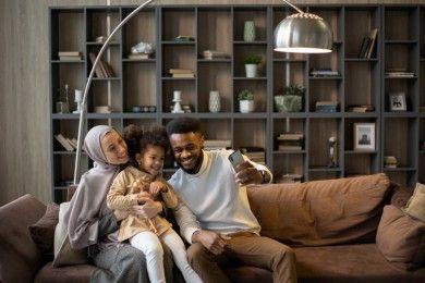 Penuh Cinta, 15 Ucapan Selamat Idulfitri Istri