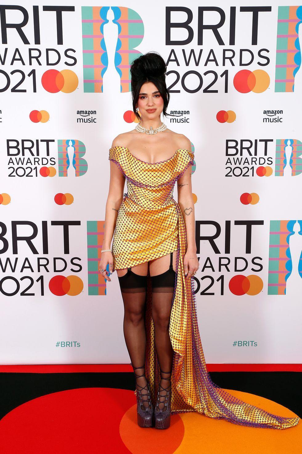 10 Gaya Terbaik diBRIT Awards 2021