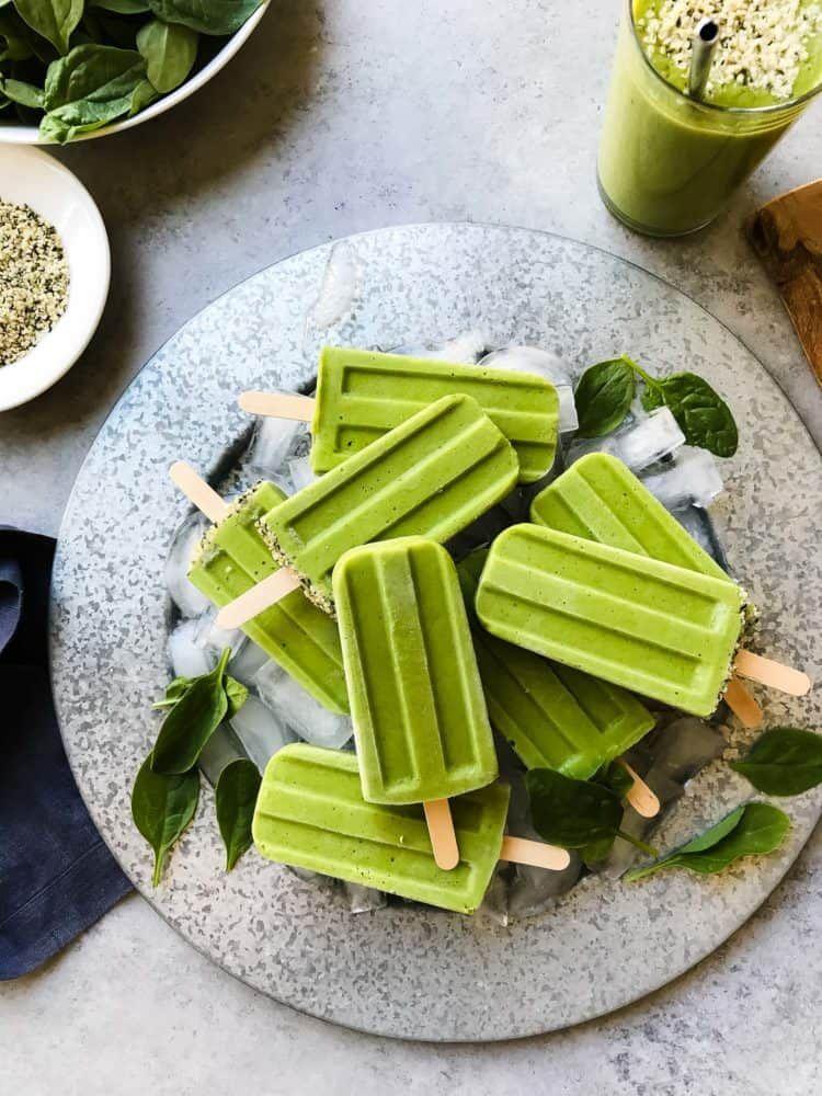 5 Resep Makanan Sehat Berbahan Dasar Bayam A la Ayudia Bing Slamet
