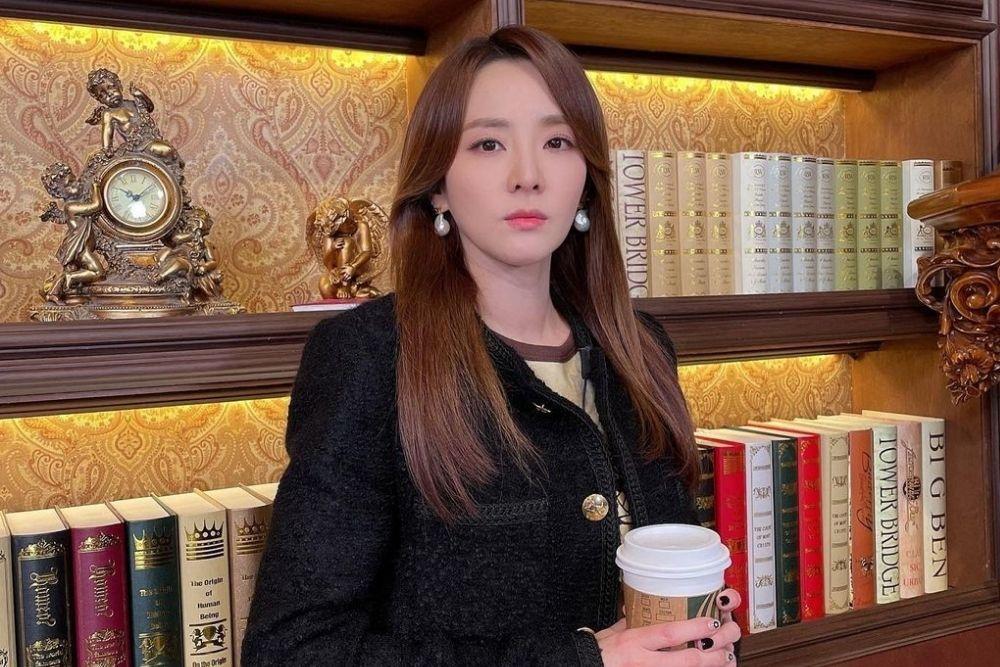 7 Potret Sandara Park, Eks 2NE1 yang Tinggalkan YG Entertainment