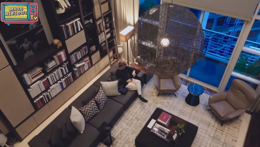 10 Potret Apartemen Mewah Irwan Mussry, Suami Maia Estianty