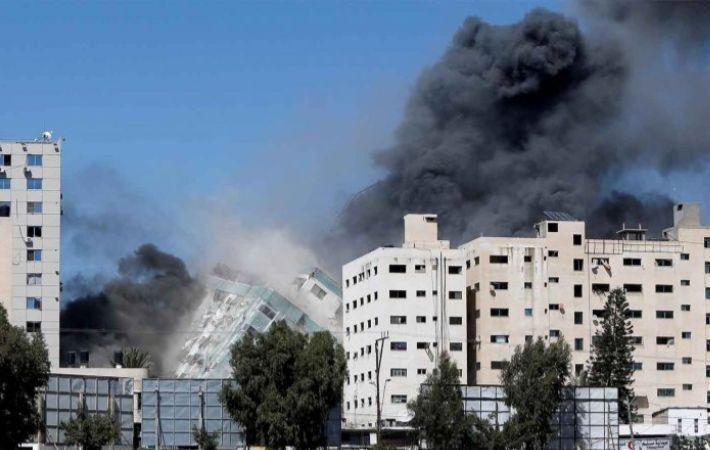 7 Potret Memilukan Kondisi di Gaza akibat Konflik Palestina-Israel
