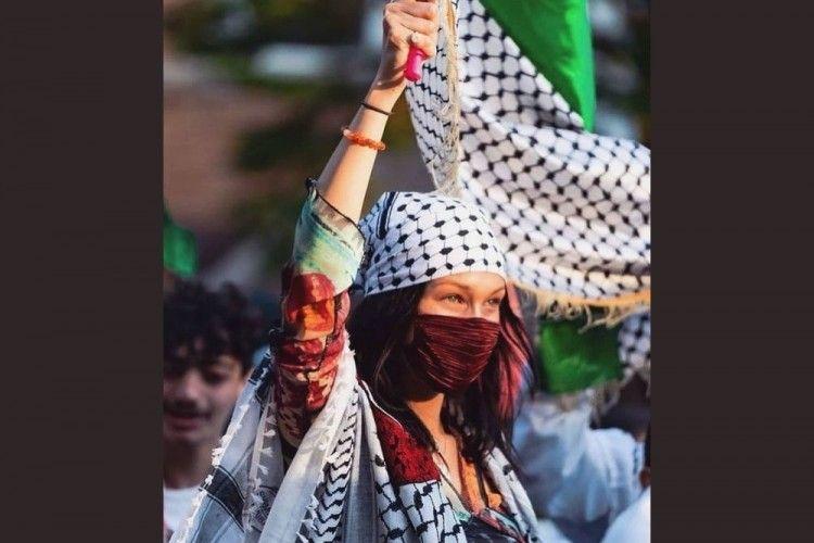 Sejumlah Selebriti Hollywood ini Berikan Dukungan untuk Palestina