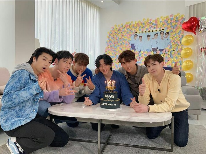 Confirmed! 2PM Akan Comeback Bulan Juni