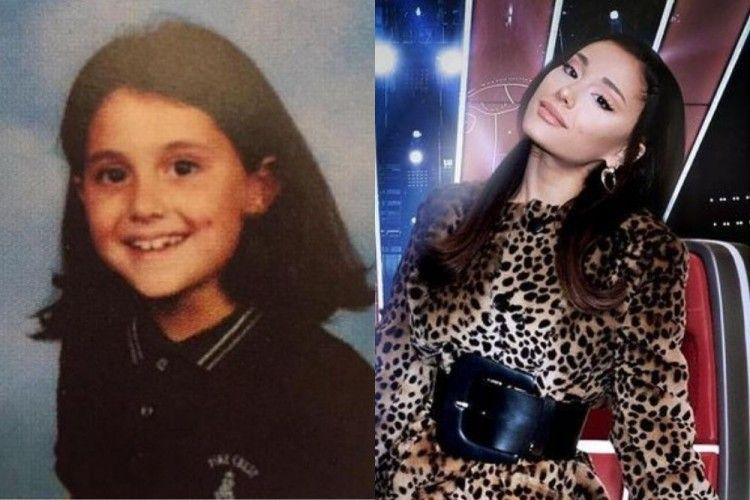 Transformasi Ariana Grande dari Menggemaskan Hingga Jadi Idola