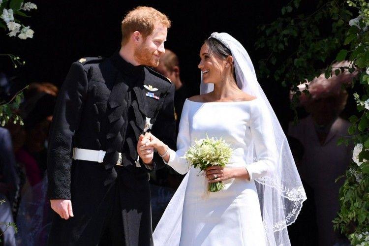 3 Tahun Menikah, Ini Kilas Balik Kisah Pangeran Harry & Meghan Markle