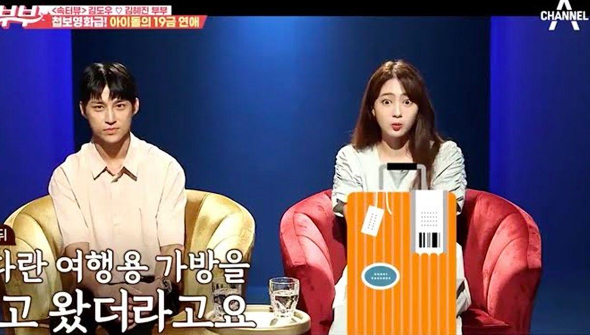 Penuh Intrik, Deretan Aksi Nekat Ini Dilakukan Idol Kpop saat Kencan